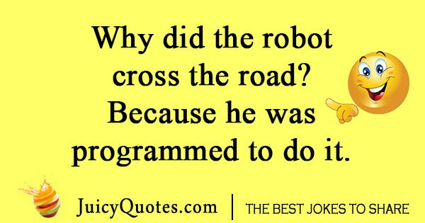 Funny Robot Jokes And Puns Will Make You Laugh