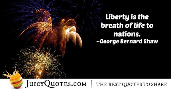 Short 4th of July Quote