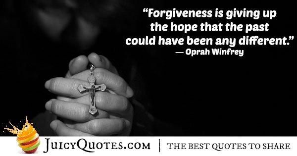 Forgiveness & Abuse Quote
