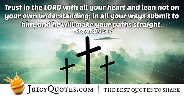 Bible Proverbs Quote