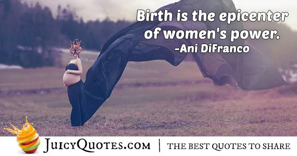 Power of Women Quote