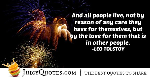 Love and Altruism Quote