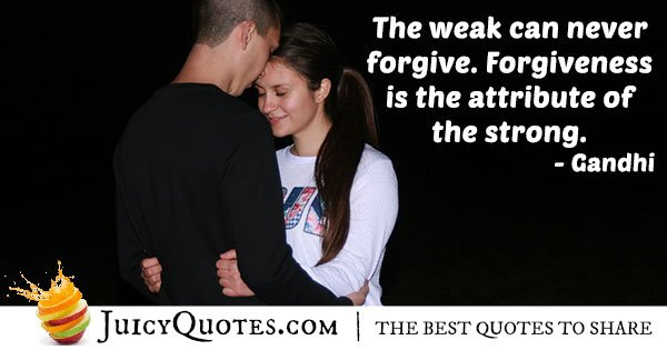 Forgive and Apology Quote