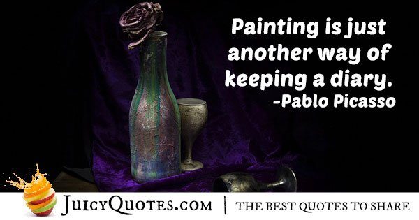 Painting and Art Quote