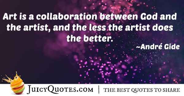 Art and Collaboration Quote
