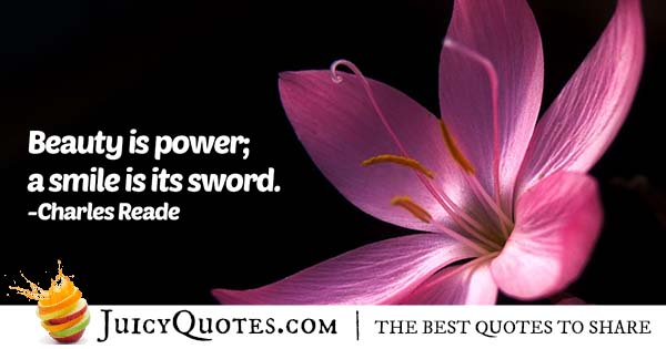 Beauty is Power Quote