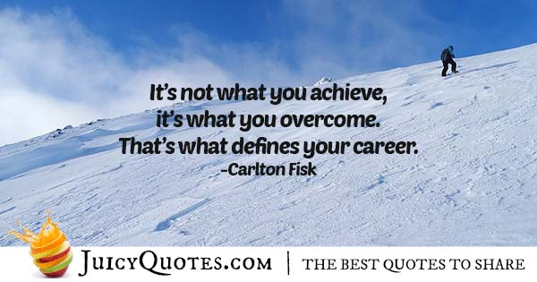 What Defines Your Career Quote