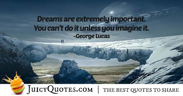 Dreams and Career Quote