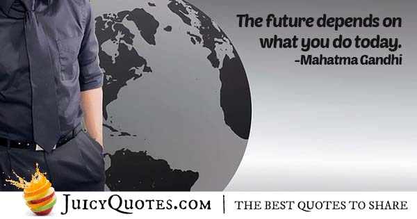 Future and Your Career Quote