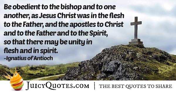 Jesus Christ Quote