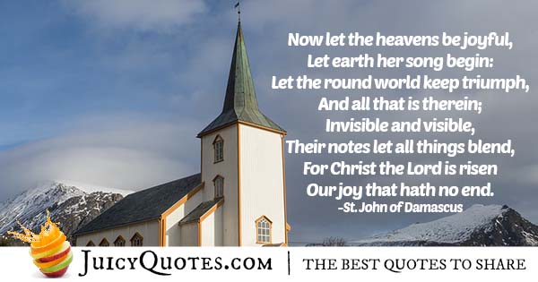 Christ The Lord Quote