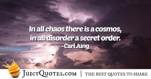 Quote About Chaos
