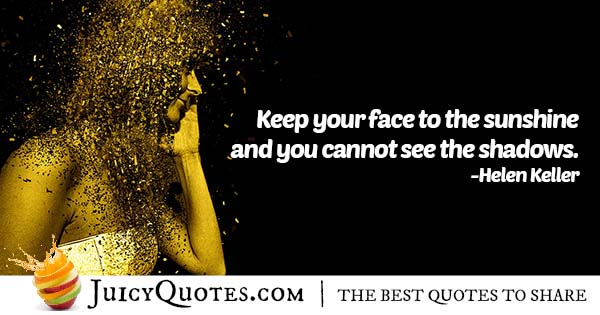Great Cheerfulness Quote