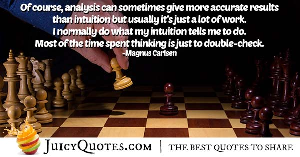 Chess Analysis Quote