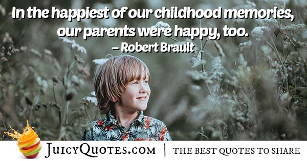 Happy Childhood Memories Quote