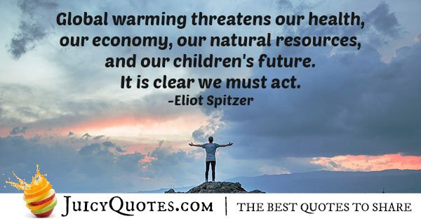 Quote About Global Warming With Picture Stunning Global Warming Quotes