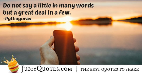 Meaningful Communication Quote