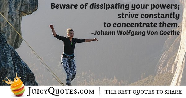 Concentration of Power Quote