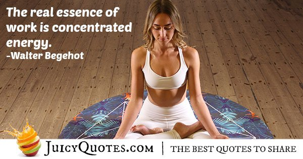 Concentrated Energy Quote