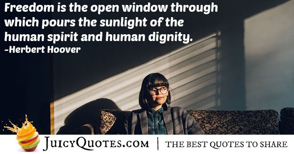 Human Dignity Quote