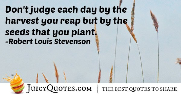 How To Judge Each Day Quote
