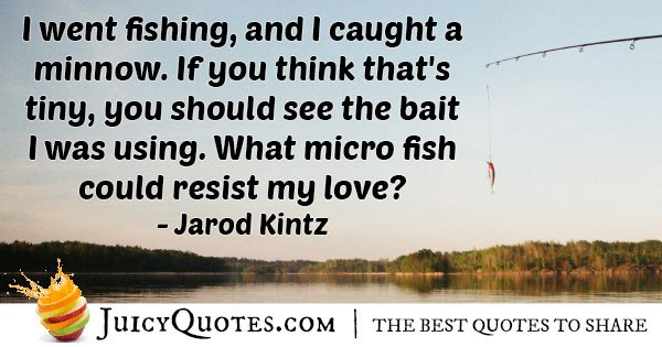 Micro Fishing Quote