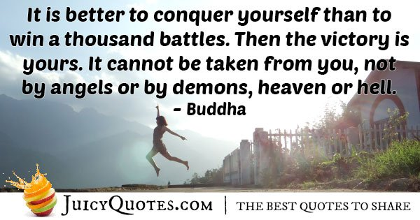 Discipline and Conquer Quote