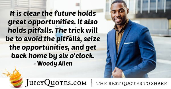 Graduation and Great Opportunities Quote