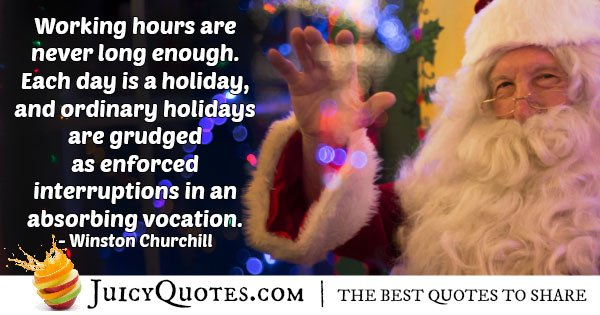 Ordinary Holidays Quote