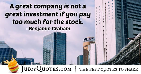 Investment Stock Quote