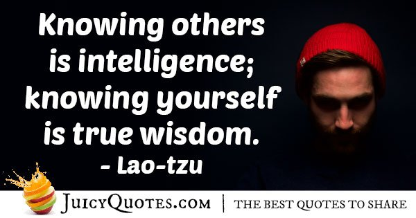 Karate And Knowing Yourself Quote