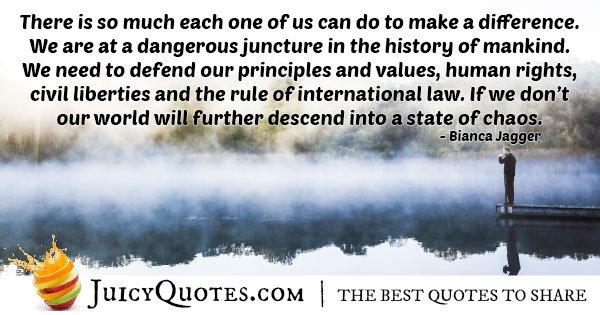 History Of Mankind Quote