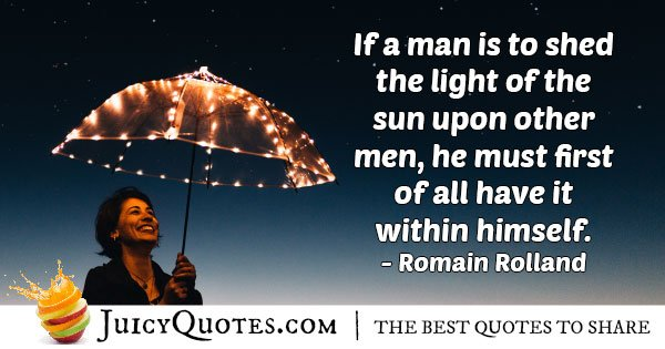 Mentors Shed Light Quote
