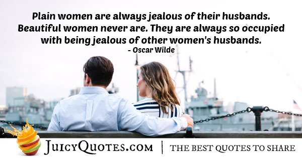 Beautiful Wife Quote