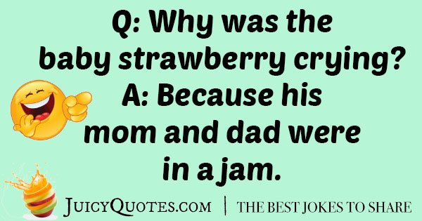 Best Strawberry Joke