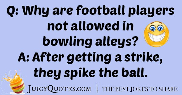 Bowling Alley Joke