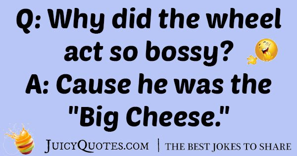Big Cheese Joke