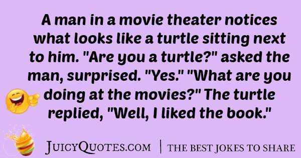 Movie Turtle Joke
