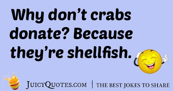 Bad Crab Joke