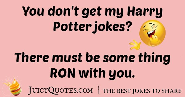 Harry Potter Joke